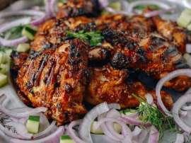 Tandoori Masala Chicken