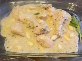 White Chicken Badami