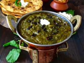 Sarsoon Ka Saag Recipe In Urdu