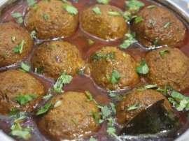 Mutter Bhare Kofte Recipe In Urdu