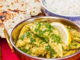 South Indian Lemon Chicken