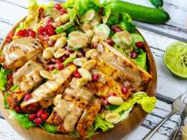 Easy Thai Chicken Satay