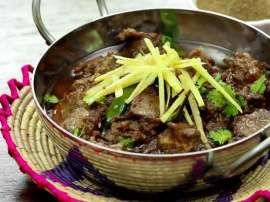 Beef Shinwari Karahi