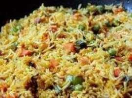 Moroccan Rice