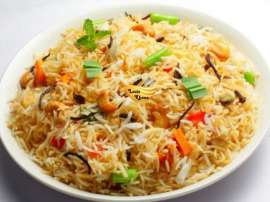 Chatni Sabzi Pulao Recipe In Urdu
