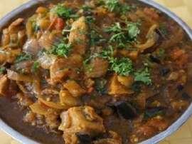 Chicken Baingan