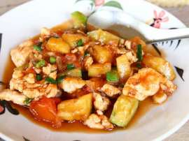 Thai Sweet And Sour Fish