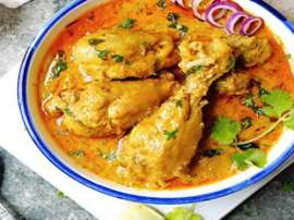 Dahi Chicken Masala