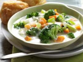 Broccoli Careem Soup