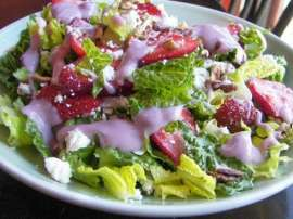 Salad With Yogurt
