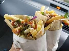 Afghani Burger