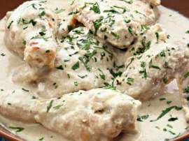 Chicken Aala Cream