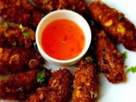 Crunchy Kebab