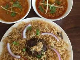 Mutton Daal Pulao