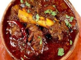 Mutton Handi Korma