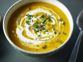 Prawns Mulligatawny Soup