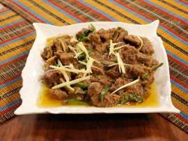 Mutton Ginger