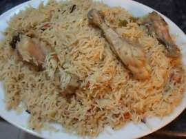 Chicken Tngrhi Pulao
