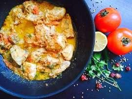 Chicken Peshawari Karahi