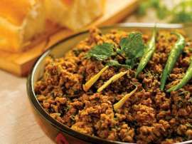 Barbecue Keema