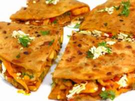 Sandwich Chapati