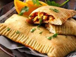 Chicken Tikka Pie