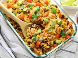 Chicken Mexican Rice Recipe In Urdu
