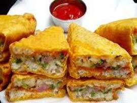 Pakorra Sandwich