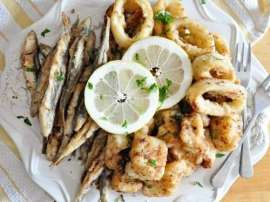 Spanish Fried Fish