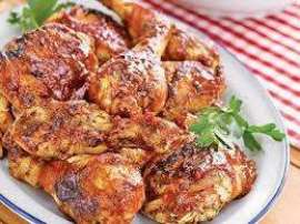 Honey Upside Chicken
