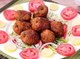 Fried Gola Kabab