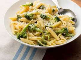 Broccoli Garlic Pasta