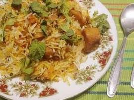 Balochi Rice