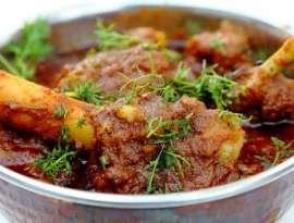 Mutton Brown Karahi