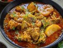 Beef Kaaliya