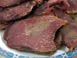 Hunter Beef Cutlet