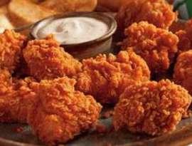 Fried Chicken Booti