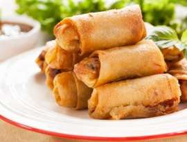 Swiss Roll Samose