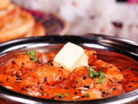 Chicken Madrasi Handi