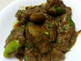 Chicken Liver Handi