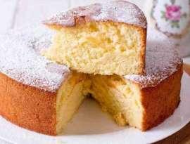 Easy Tea Cake
