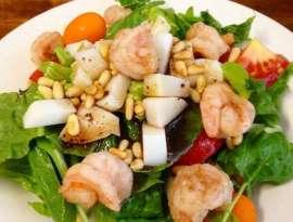 Bangkok Prawns Salad