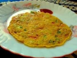 Pain Cake Omelette