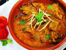 Hyderabadi Handi Gosht