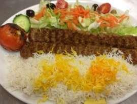 Beef Kabaab Biryani