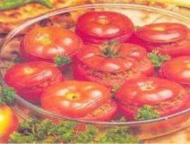 Qeema Bhare Tomato