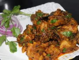 Achari Fried Chicken