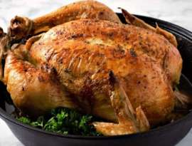 American Chicken Roast