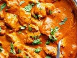 Orange Chicken Masla