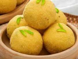 Double Roti Ke Laddu